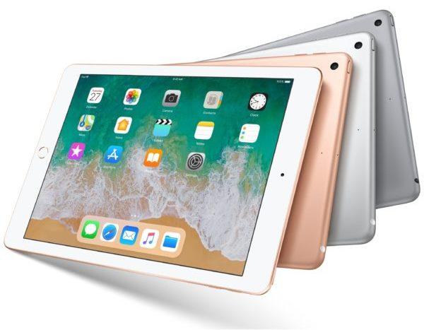 Планшет Apple iPad (2018) 32Gb Wi-Fi без сим-карты