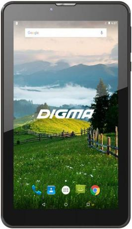Бюджетный планшет Digma Plane 7546S 3G