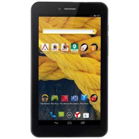 Недорогой планшет Irbis HIT 8Gb (TZ49)
