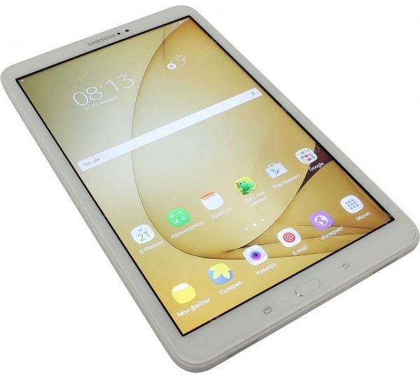 Планшет Samsung Galaxy Tab A 10.1 SM-T580 16 GB без сим-карты