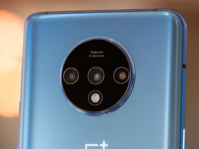 OnePlus 7T камепа