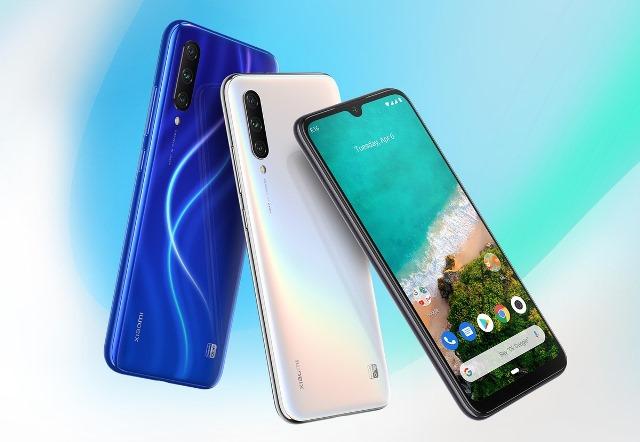 Смартфон Xiaomi Mi A3