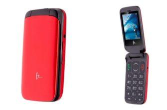 Новый бюджетный кнопочный телефон F+ появился в России