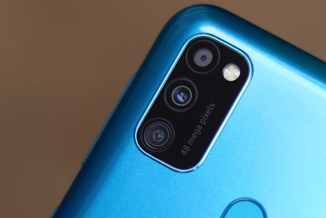 Камера Samsung Galaxy M30s