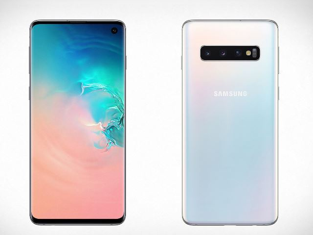 Samsung Galaxy S10+ Ceramic 12/1024GB