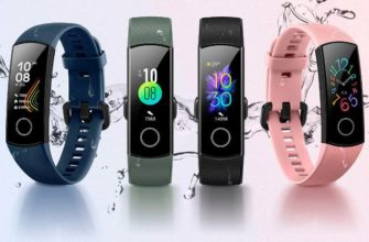 Дарят фитнес-трекер Honor Band 5 за покупку бюджетного смартфона Honor 9X