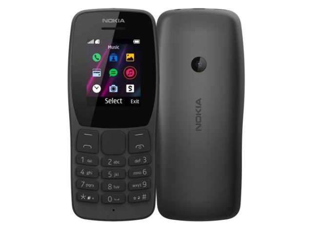 Характеристики Nokia 110