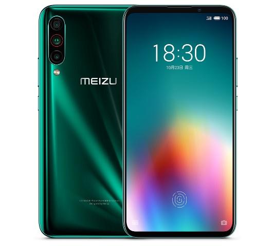 Характеристики Meizu 16T