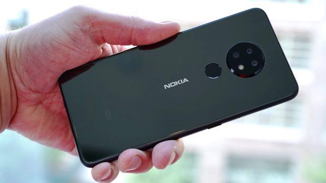 Характеристики Nokia 6.2