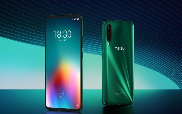 Meizu 16T — самый дешевый смартфон, работающий на Snapdragon 855