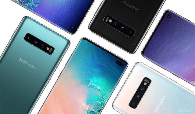 Samsung Galaxy S10+ по акции в Связном