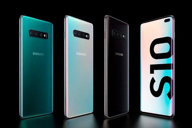 Предлагают гарантированную скидку на покупку новенького Samsung Galaxy S10e/S10/S10+ по трейд-ин
