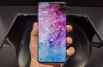 ТОП-5 смартфонов 2019 года с 12 ГБ оперативной памяти