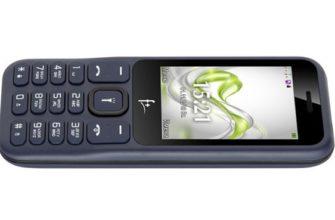 Кнопочный телефон F+ F255