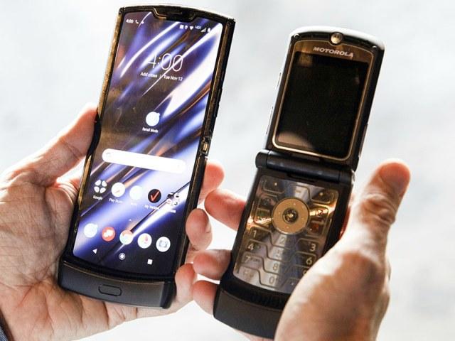 Характеристики Motorola Razr