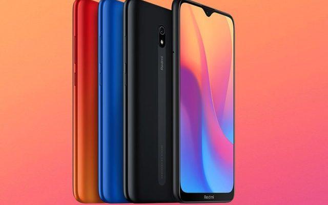 Бюджетные смартфоны Redmi 8 и Redmi 8A