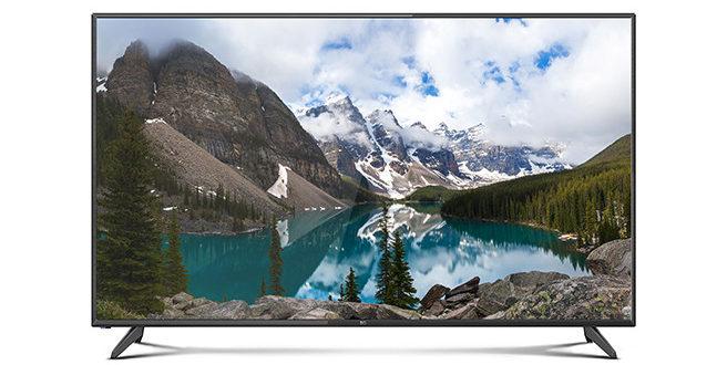 Smart TV от компании BQ