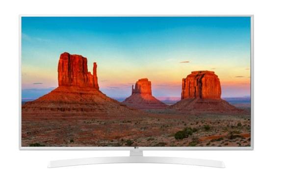 Ultra HD телевизор LG с технологией 4K Активный HDR 43 дюйма 43UK6390PLG