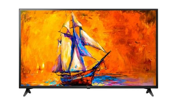 Ultra HD телевизор LG с технологией 4K Активный HDR 55 дюймов 55UK6200PLA
