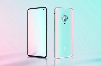 Vivo S5 — новый смартфон с квадрокамерой