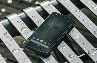 Представлен тонкий защищенный смартфон CAT S52 с поддержкой NFC