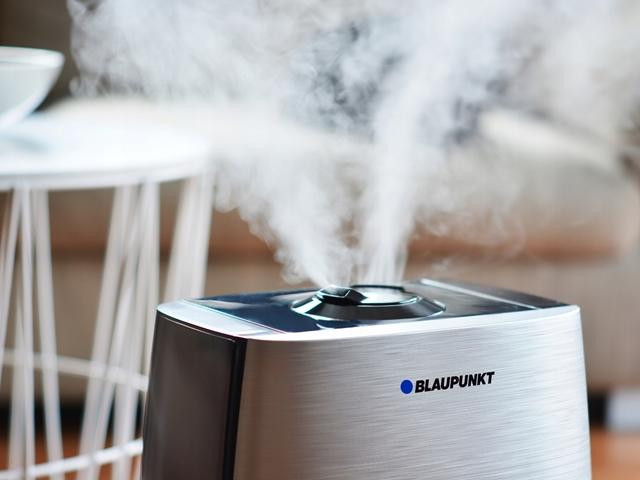 Основные функции увлажнителя воздуха