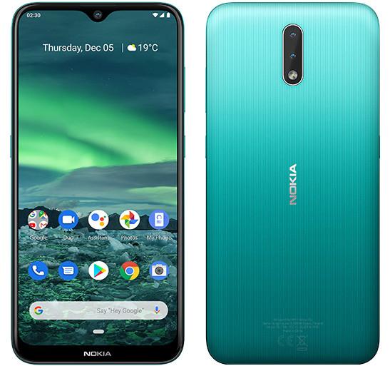 Характеристики Nokia 2.3