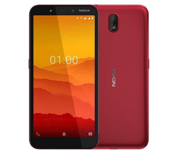 Характеристики Nokia C1
