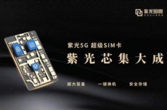 В Китае появились новые sim-карты