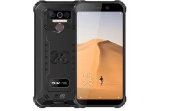 В продажу поступил защищенный смартфон Oukitel WP5