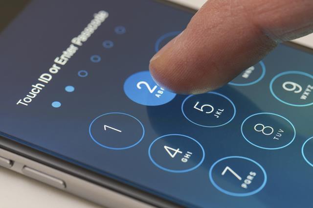 Почему пин-код лучше сканера отпечатков пальцев