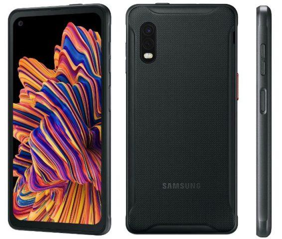 Характеристики Samsung Galaxy Xcover Pro