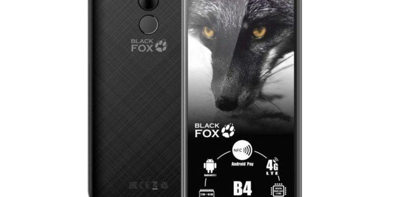 Обзор смартфона Black Fox B4 mini NFC