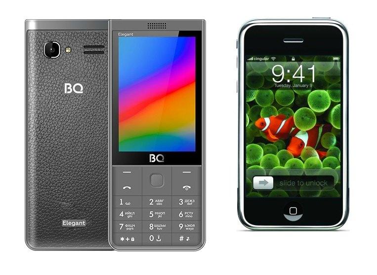 Характеристики BQ 3595 Elegant