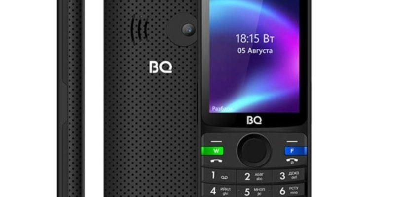 Обзор кнопочного телефона BQ 2800G Online
