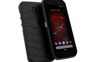 Обзор защищенного смартфона Cat S32