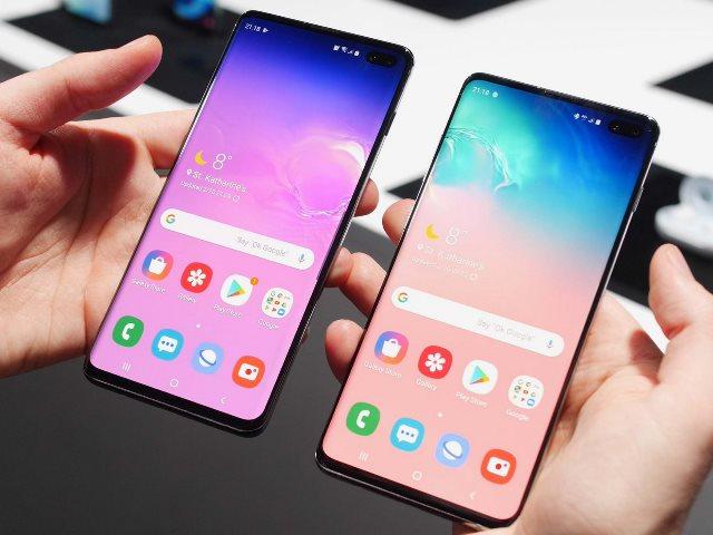 Внешний вид смартфонов