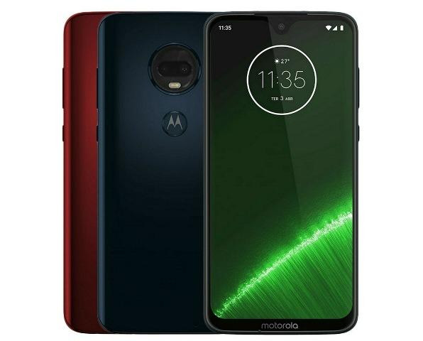 Характеристики Motorola Moto G7 Plus