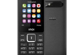 Обзор кнопочного телефона Inoi 242