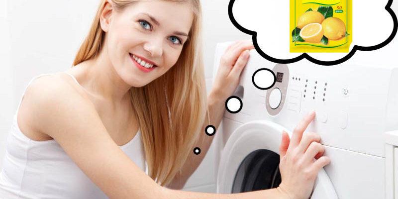лимонная кислота для чистки стиральной машины