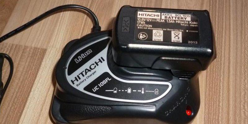 зарядка аккумулятора шуруповерта