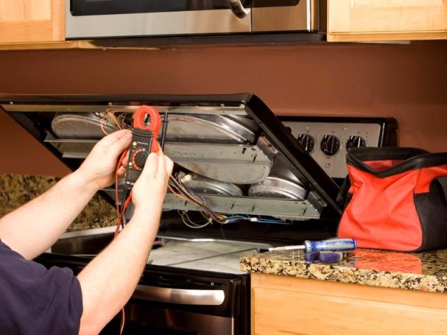 ремонт электрической плиты