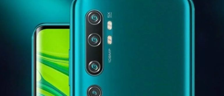 Лучшие смартфоны с 5 камерами
