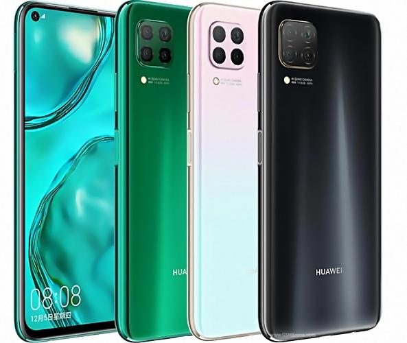 Характеристики Huawei Nova 7i