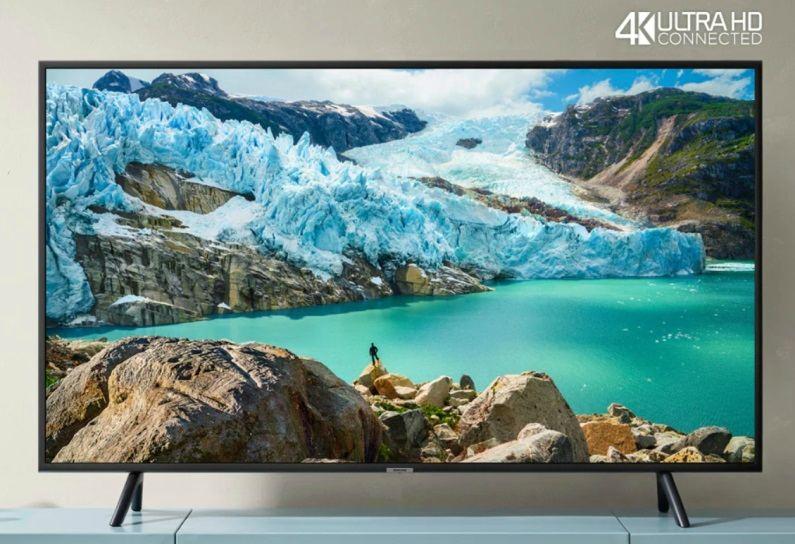 "65"" UHD 4K Smart TV RU7140 Series 7"
