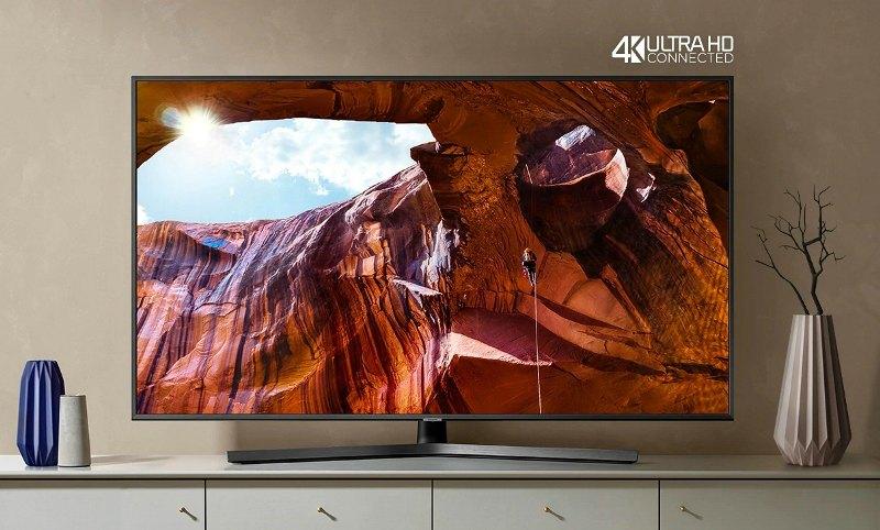 "65"" UHD 4K Smart TV RU7400 Series 7"