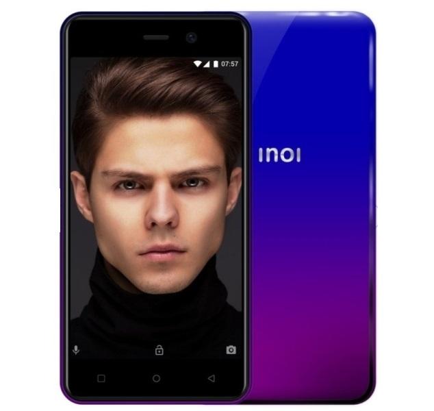 Обзор смартфона INOI 2 Lite (2019) 8 GB