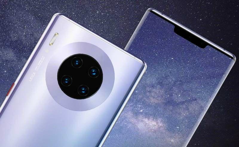 Обзор смартфона HUAWEI Mate 30 Pro