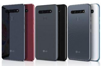 Обзор новых смартфонов LG — K41S, K51S и K61