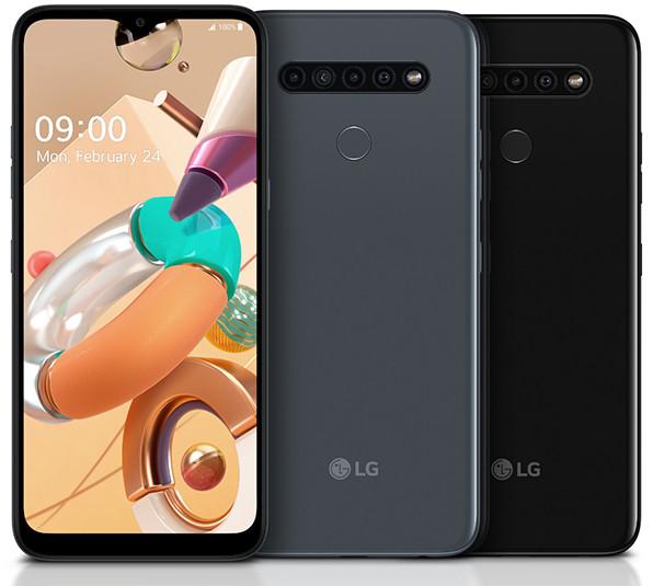 Характеристики LG K41S